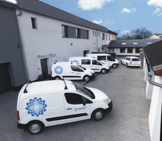 Úklidová firma Geisler, Olomouc: úklidové služby včetně mytí oken a práce ve výškách nechte raději na profesionálech