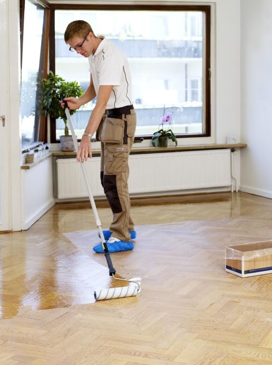 BOMA PARKET s.r.o., Praha 10: renovace podlahy, pokládka podlahy