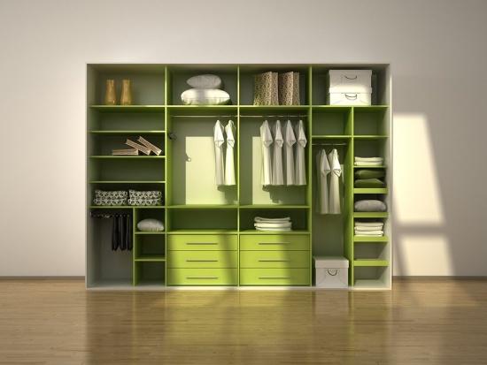MG - INTERIER s.r.o.: nábytek na míru = individuální řešení vnitřní vestavby skříně