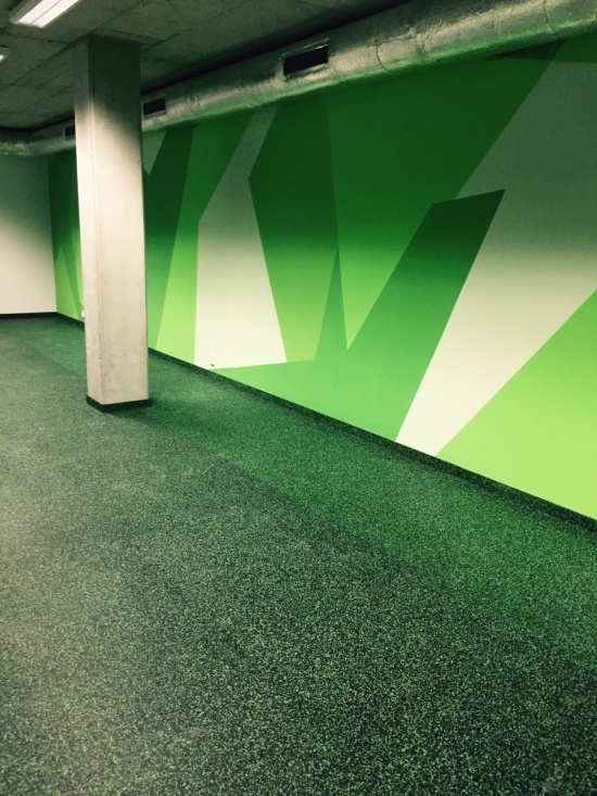 Speciální pryžové podlahy a desky - ideální řešení pro sportovní podlahy, Praha