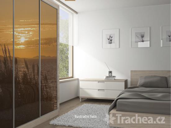 Druhy dekorativního skla včetně potisku