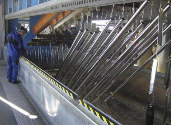 La zincatura a caldo è una forma efficace di trattamento delle superfici