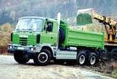Miroslav Slabihoudek, Mníšeku pod Brdy: nákladní autodoprava, zemní práce