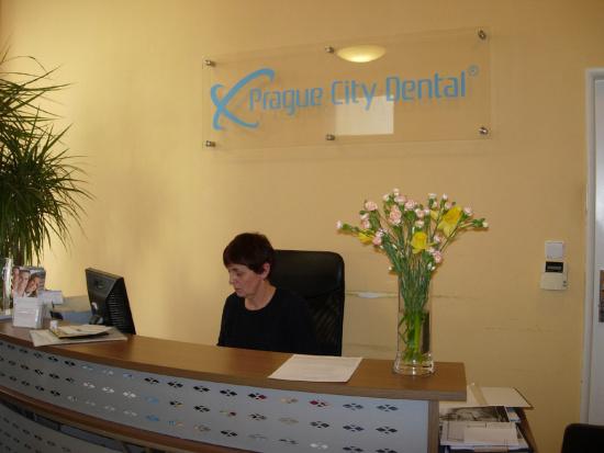 Zubní klinika, zubní ordinace: Prague City Dental, Praha 1