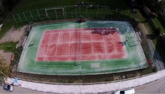 Forward tenis, Stará Boleslav: bezúdržbová multifunkční hřiště