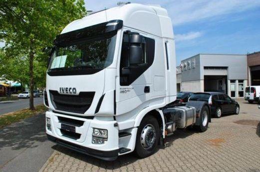 EuroAuto, Horní Bříza: nákladní vozy IVECO