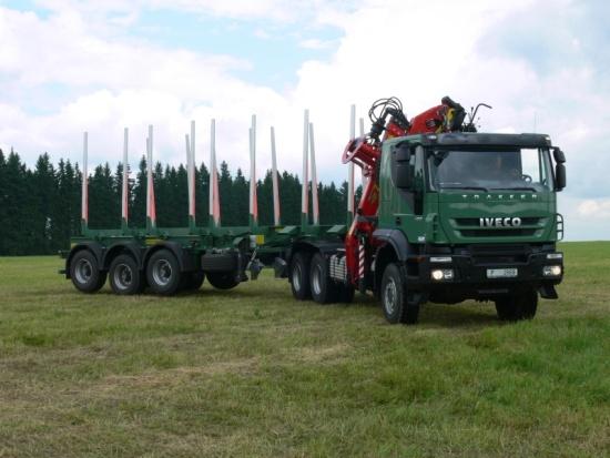 EuroAuto, Horní Bříza: ojeté nákladní vozy