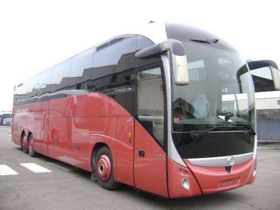 EuroAuto, Horní Bříza: nové autobusy, ojeté autobusy