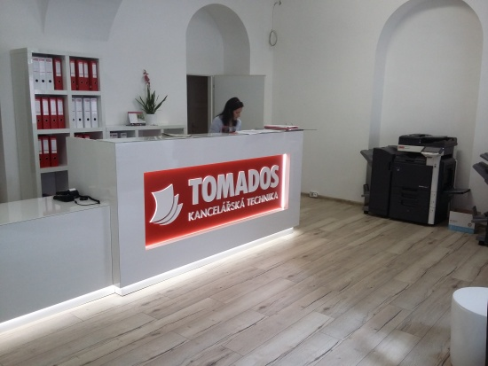 TOMADOS s.r.o., Praha 8: kopírování, skenování