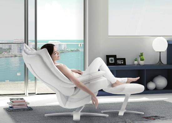 Natuzzi představila nové kolekce luxusního nábytku