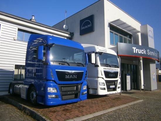 Autorizovan� servis MAN Truck Service Zl�n a.s. je z�rukou dob�e odveden� pr�ce