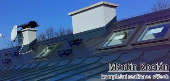 Plechové střechy – elegantní a technicky dokonalé řešení střešní krytiny