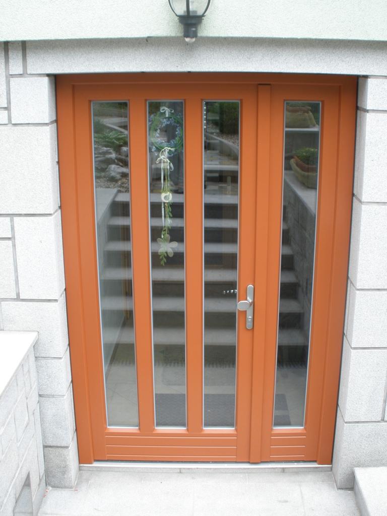 Výroba oken a dveří na míru