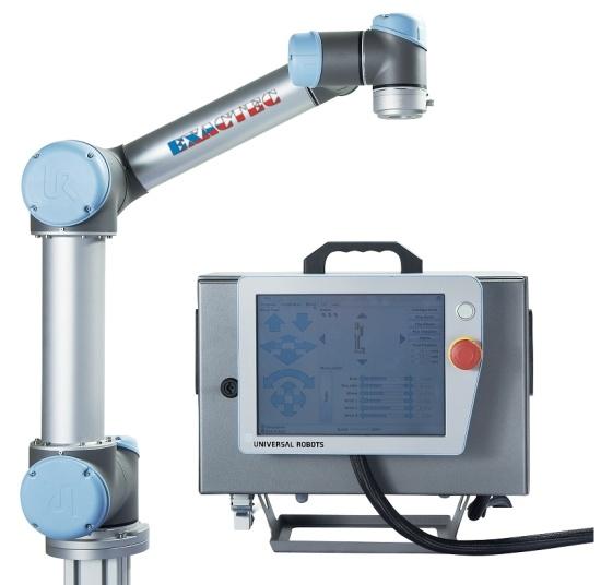 Automatizace pomoc� �estios�ch robot� Universal Robots