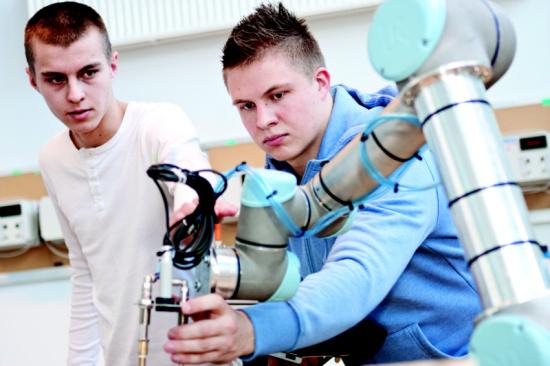EXACTEC, Liberec: robotická ramena výrobce Universal Robots