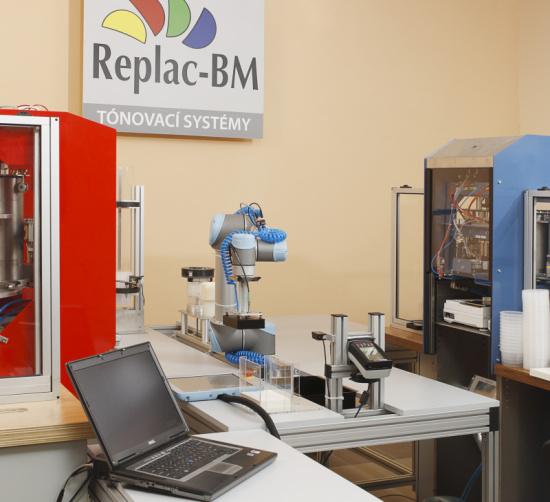 EXACTEC, Liberec: šestiosá robotická ramena mají široké využití
