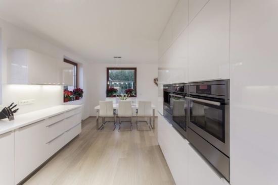 Realizace luxusní kuchyně, HANÁK interiérové studio, s.r.o., Zlín
