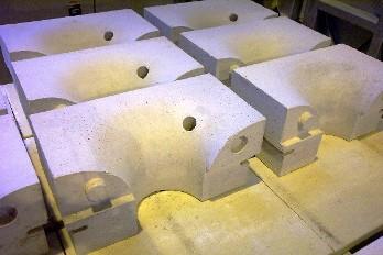 V�roba, oprava a prodej ��ruvzdorn� keramiky a dal��ch ��ruvzdorn�ch materi�l�