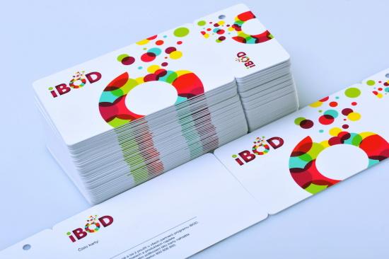 IdentCORE s.r.o., Znojmo: plastové karty z PVC
