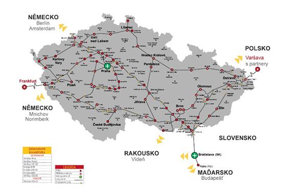 Dial Telecom, a.s., Praha 8: internetové připojení