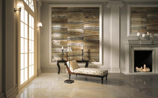 Obklady z přírodního kamene se pyšní jemnou elegancí a snadnou instalací