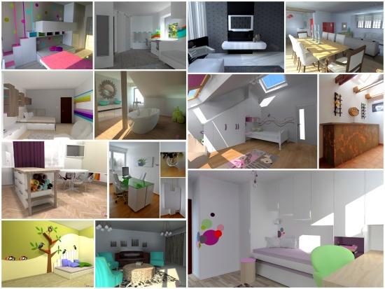 Interiérový design a návrhy interiérů na míru vaší individualitě
