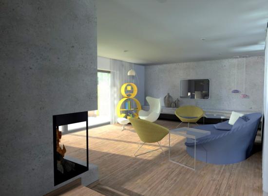 MarK design Marcela Změlíková: interiérový design, bytový design, návrhy interiérů