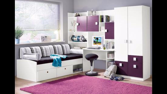 Vybavte dětský pokoj kvalitním nábytkem z Německa za výhodné ceny