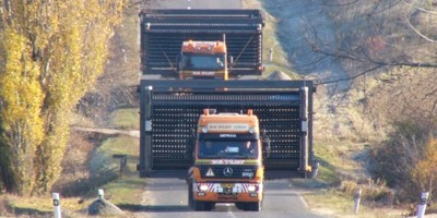 Transporte en vagones cisterna