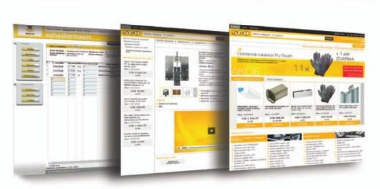 On-line partnersk� port�l pro snadn� n�kupy i informace z velkoobchodu Schachermayer
