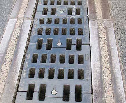Poklopy kanalizačních šachet, rekonstrukce vozovky, BIGUMA BOHEMIA
