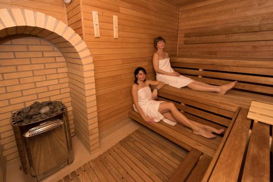 Wellness Centrum - sauna,  Hotel Zámek Valeč