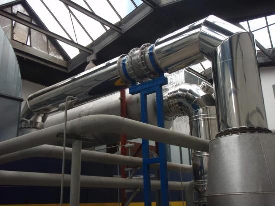 Stavební práce - průmyslové objekty, firma Primatep