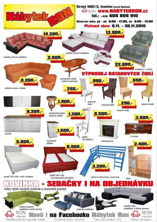 Pořiďte si nábytek do obývacího pokoje, který okouzlí všechny návštěvy