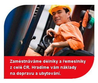 Agentura práce Personal fabric pomáhá zaměstnancům i zaměstnavatelům