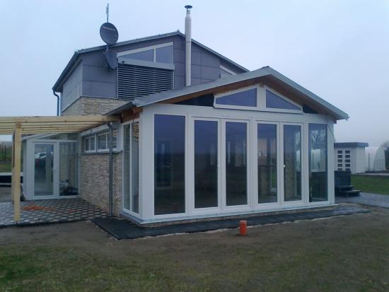 Realizace zimních zahrad