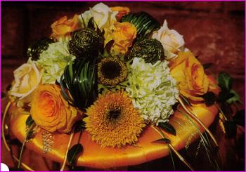 Aranžování květin pro nejrůznější příležitosti – od interiérů až po svatební kytice