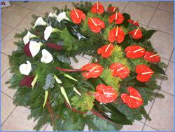 vázání květin i věnců