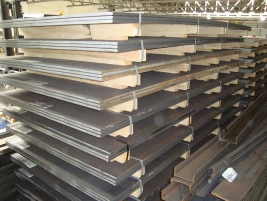 Ocelové plechy, trubky a další hutní materiál od firmy OCELSERVIS CZ