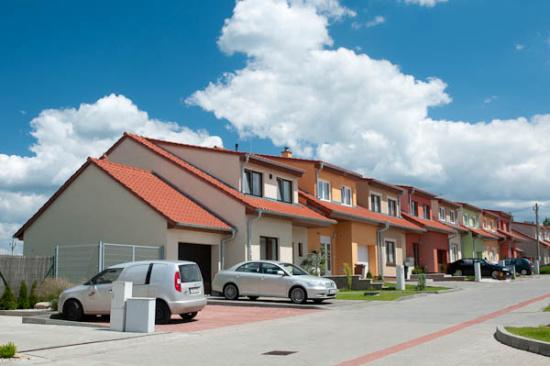 OSP spol. s r.o.: rodinné domy Rosice