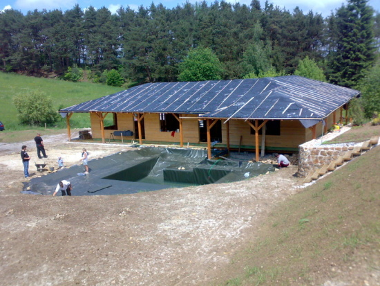 Zateplení střechy, terasy i balkónu zajistí Pavel Daňhel