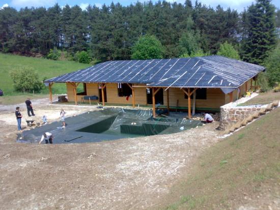 Zateplen� st�echy, terasy i balk�nu zajist� Pavel Da�hel
