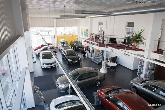 Autocentrum Nevecom