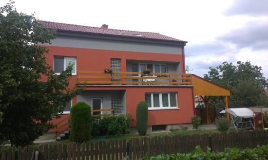 Zateplení fasád, Moravské Budějovice