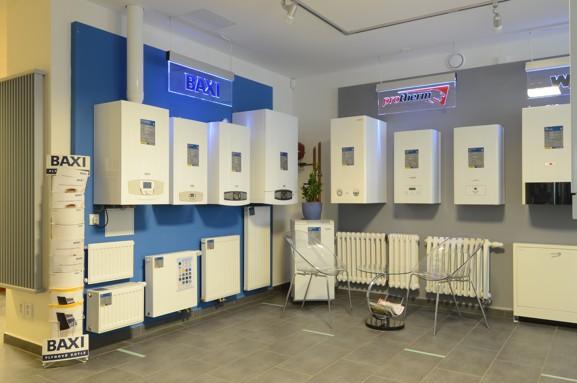 montáž plynových spotřebičů