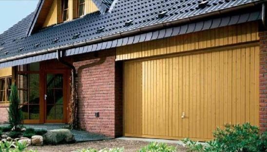 Výroba a montáž garážových vrat