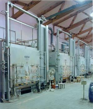 Elektrotepelná průmyslová zařízení s mnohaletou tradicí a zárukou kvalitu