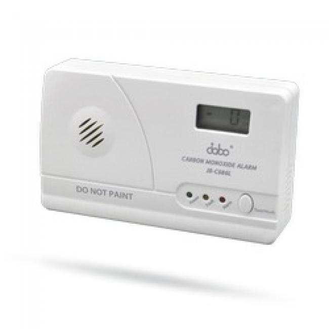 Detektor úniku oxidu uhelnatého pomáhá předcházet fatálním nehodám
