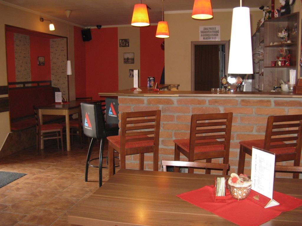 Penzion a restaurace U Flori�n� � ide�ln� m�sto pro dovolenou na Vyso�in�