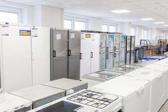 Domácnosti i firmy nakupují chladicí a mrazicí techniku v Ostravě